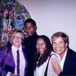 "Atlanta Opening of ""Color Purple"" with composers"